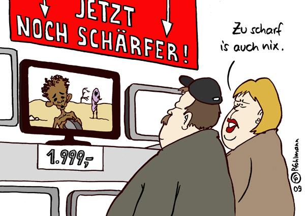 Hunger Scharf TV